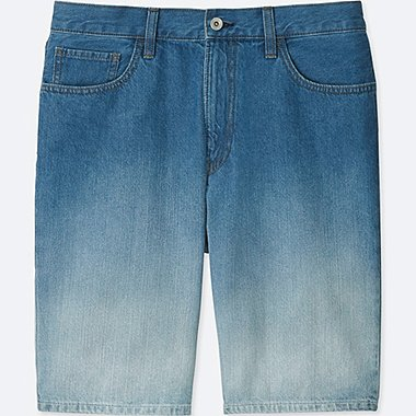 SHORT EN DENIM HOMME