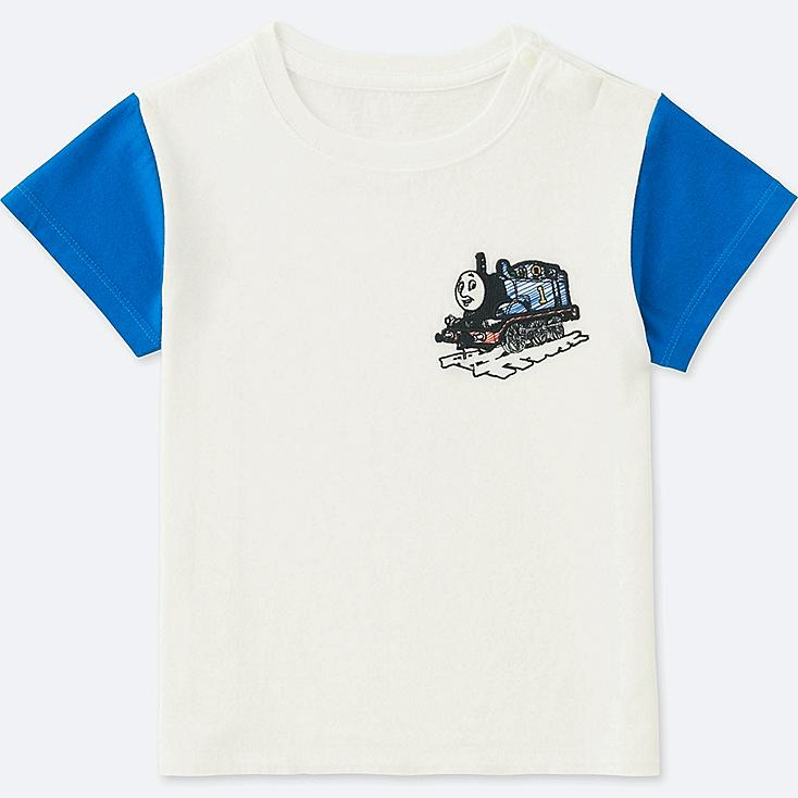 TODDLER THOMAS & FRIENDS SHORT-SLEEVE GRAPHIC T-SHIRT, BLUE, large