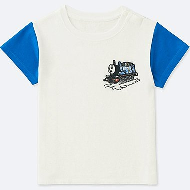 BABIES TODDLER CREW NECK SHORT SLEEVE THOMAS & FRIENDS