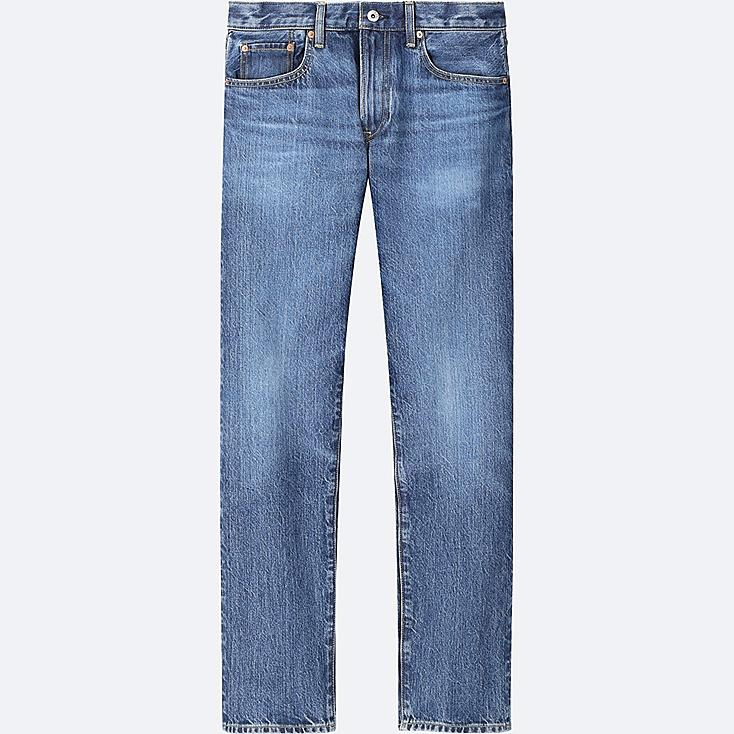 MEN REGULAR FIT JEANS (L34)   UNIQLO UK a45778999dc