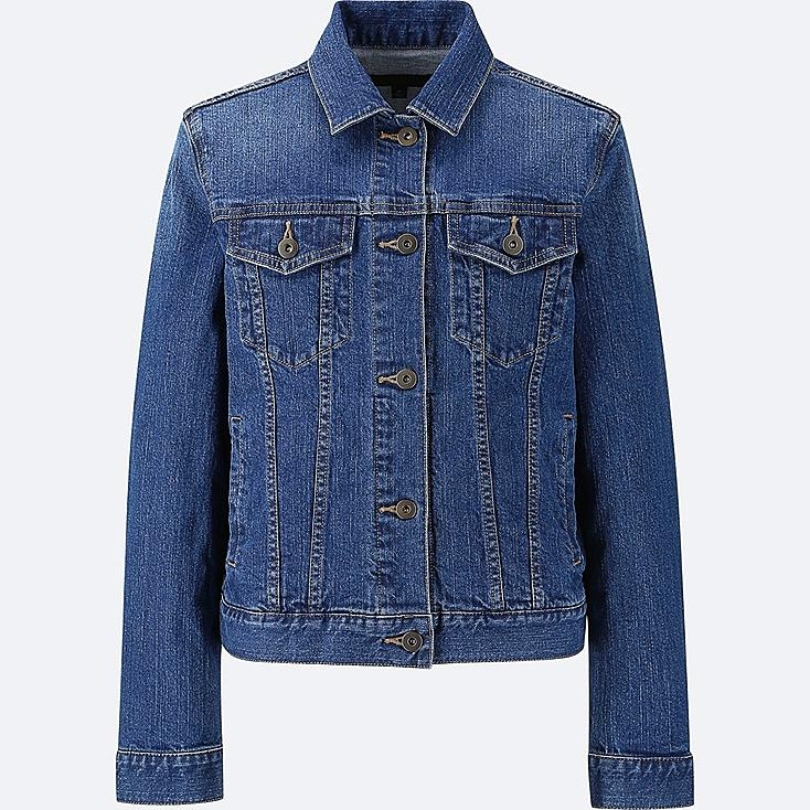 WOMEN DENIM JACKET | Tuggl