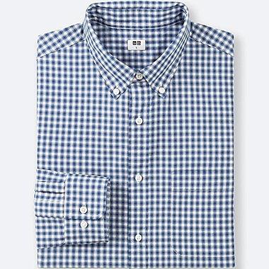 Herren 100% Extra feines Baumwollhemd (Broadcloth)