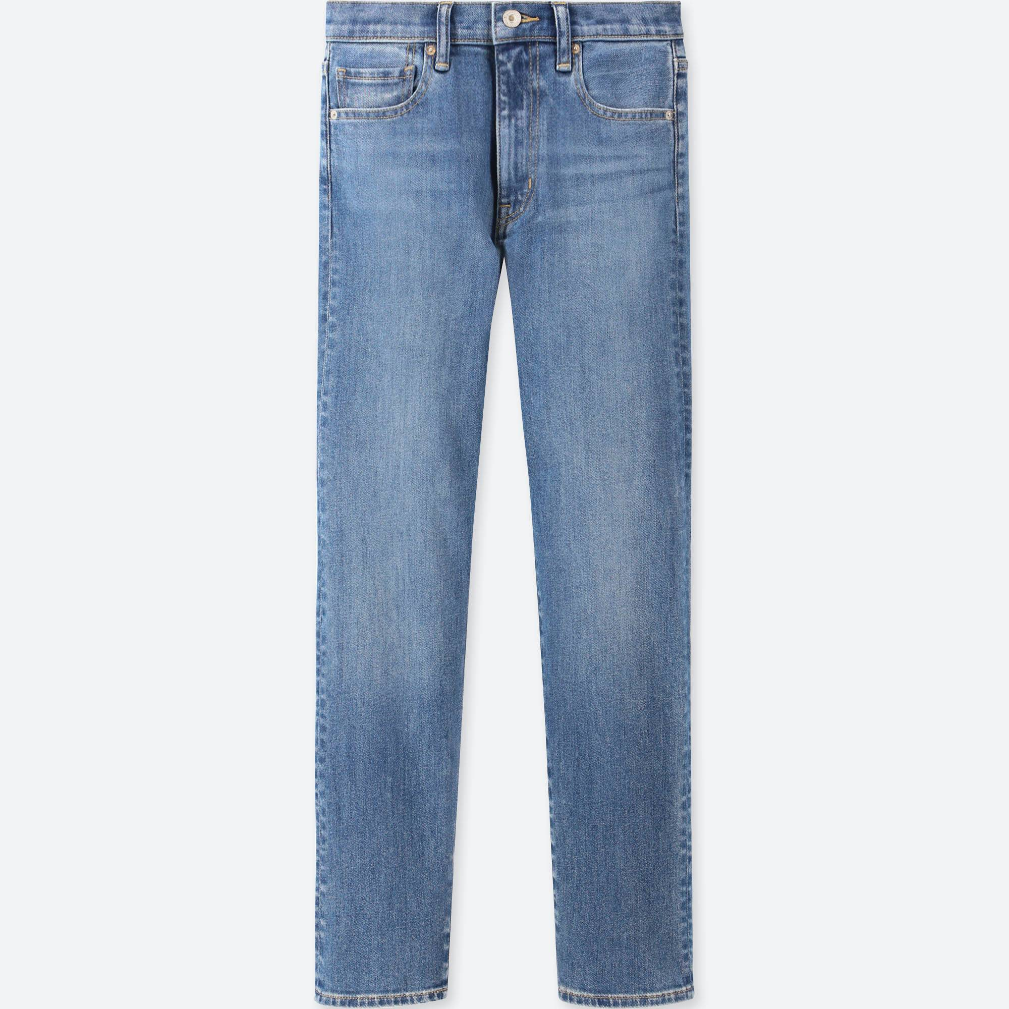 UNIQLO / Jeans women high-rise straight jeans