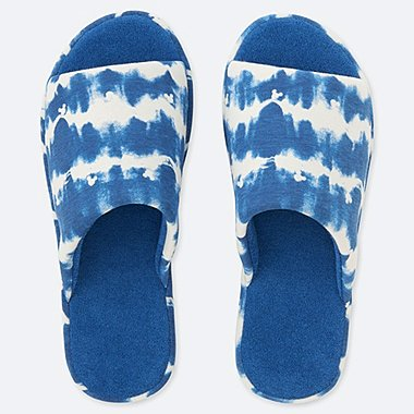 MICKEY BLUE SLIPPERS, BLUE, medium