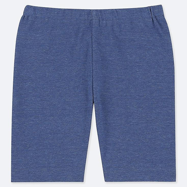 TODDLER DRY HALF LEGGINGS, BLUE, large