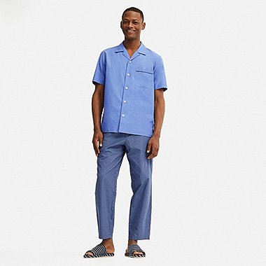 MEN SHORT SLEEVED PYJAMAS