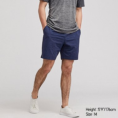 MEN ULTRA STRETCH ACTIVE SHORTS