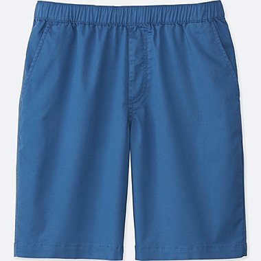 MEN EASY SHORTS, BLUE, medium