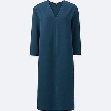 DAMEN Kleid Dreiviertelarm