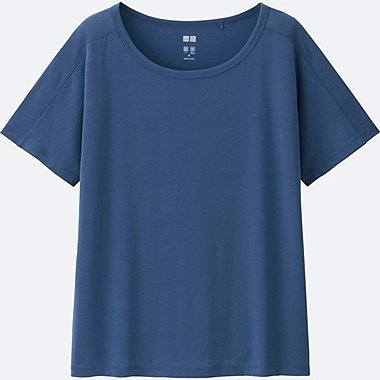 DAMEN AIRism T-Shirt