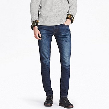 JEAN ULTRA STRETCH SKINNY FIT HOMME