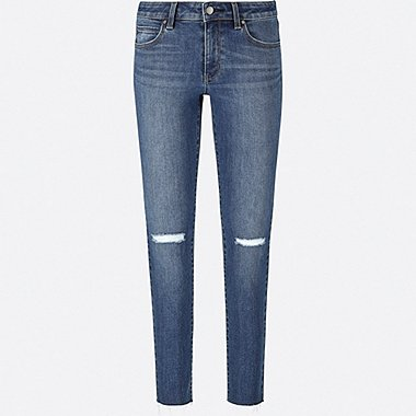 WOMEN ULTRA STRETCH SKINNY JEANS (L33)