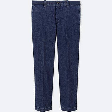 MEN EZY ANKLE LENGTH (DENIM)