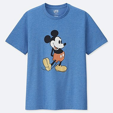 T-SHIRT GRAPHIQUE MICKEY STANDS HOMME