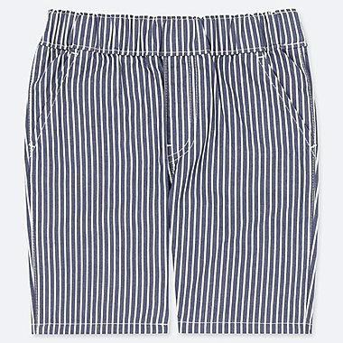 BABIES TODDLER EASY STRIPED SHORTS