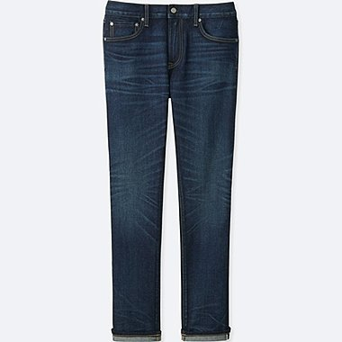 Jean Selvedge Stretch Slim Fit HOMME