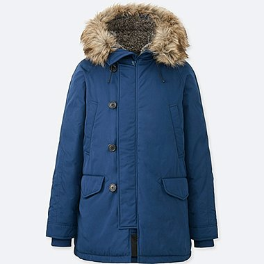 MEN Ultra Warm Down Coat