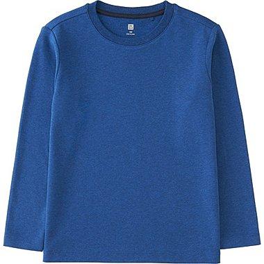 T-Shirt Soft Touch Manches Longues GARÇON