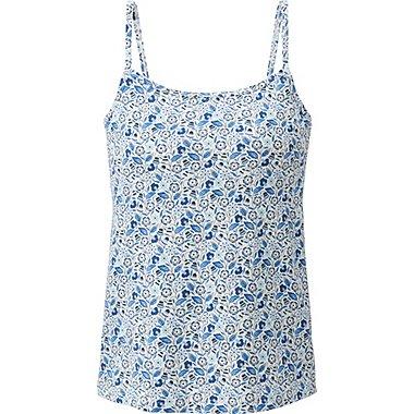 LIBERTY LONDON Bra Camisole, BLUE, medium