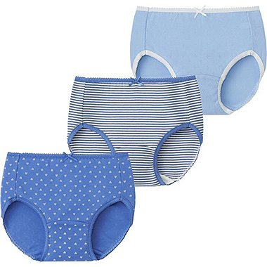 GIRLS Shorts - 3 Pack