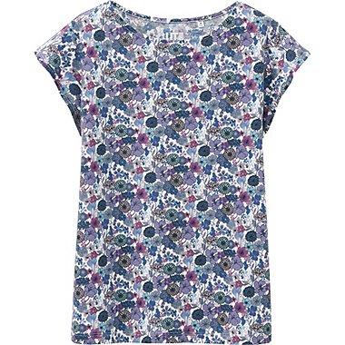 WOMEN  Short Sleeve Graphic T-Shirt