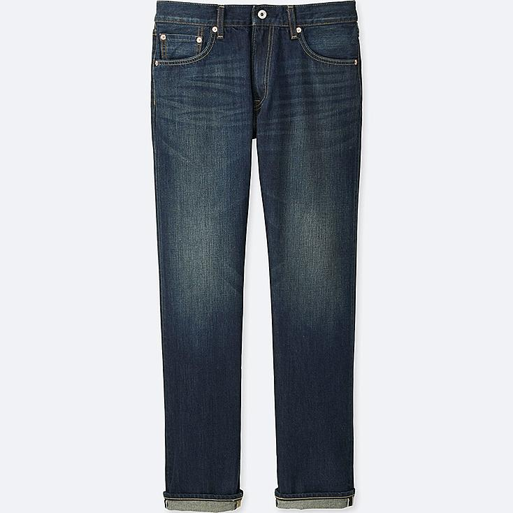MEN REGULAR FIT JEANS
