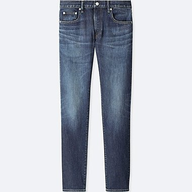 MEN SLIM-FIT JEANS, BLUE, medium