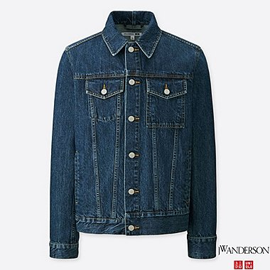 men j.w. anderson denim jacket