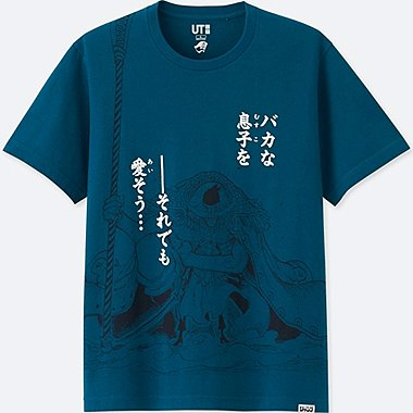 JUMP 50th SHORT-SLEEVE GRAPHIC T-SHIRT (ONE PIECE), BLUE, medium