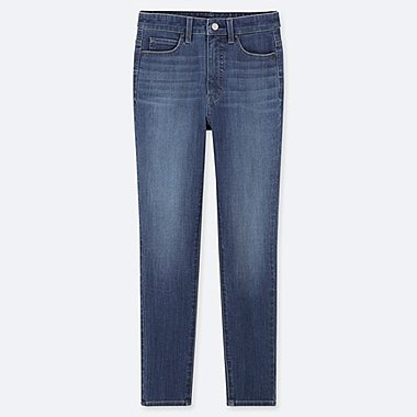 DAMEN ULTRA STRETCH JEANS IN 7/8-LÄNGE (L28)