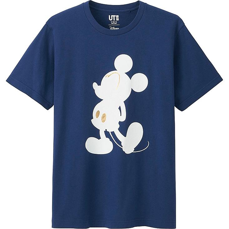 Men's Disney Project Chinese New Year Graphic Tee, BLUE, large
