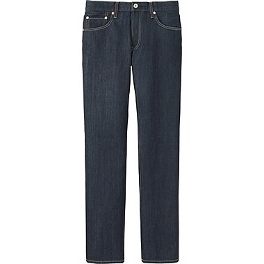 MEN REGULAR FIT JEANS, BLUE, medium