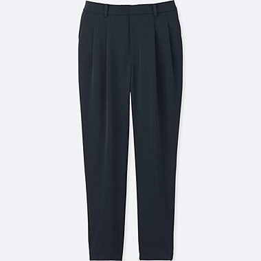 WOMEN Easy Care Drape Jogger Trousers
