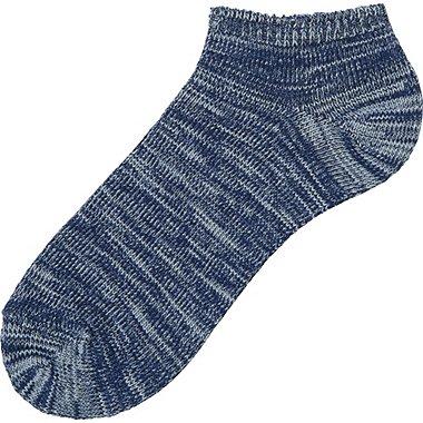 MEN Slub Short Socks