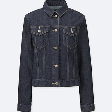 DAMEN Jacke Denim