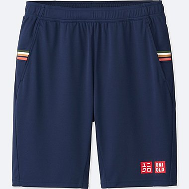 MEN NK DRY SHORTS, BLUE, medium