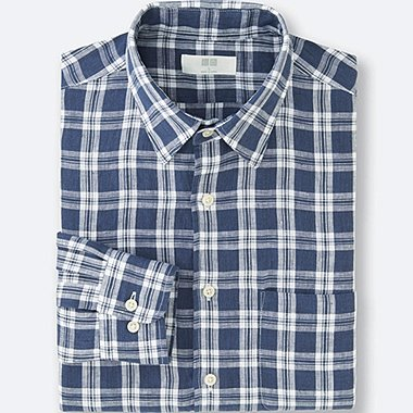 Men's Casual Shirts | UNIQLO US