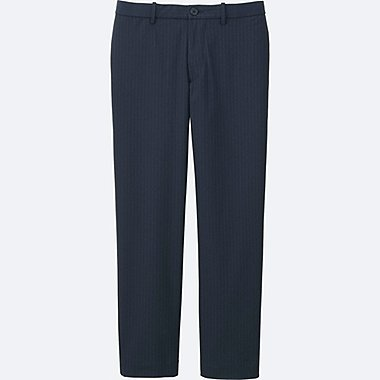MEN Relaxed Ankle Trousers
