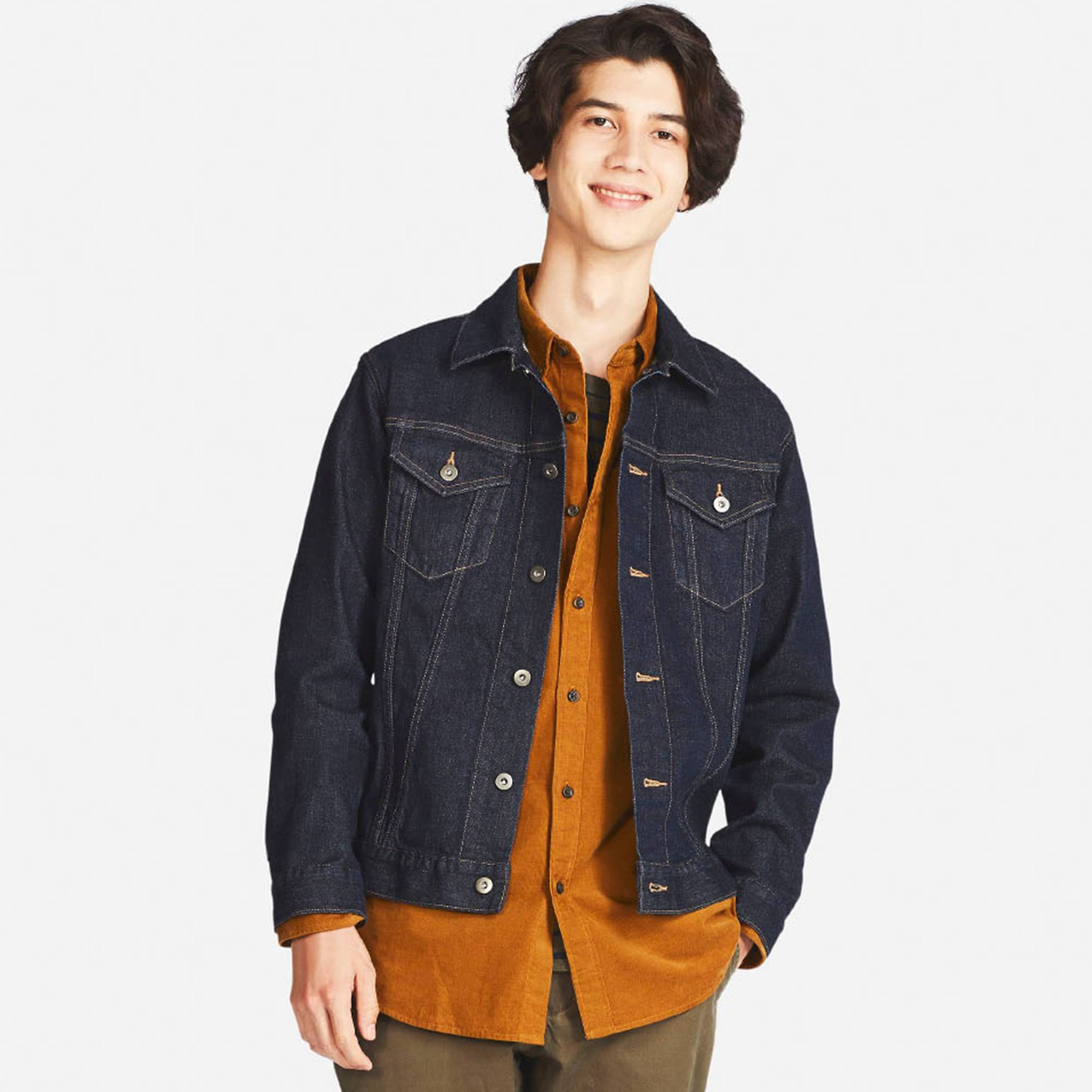 84d68ee937e MEN DENIM JACKET