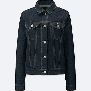 WOMEN DENIM JACKET