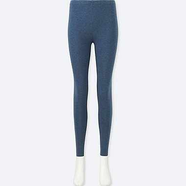 WOMEN LEGGINGS, BLUE, medium