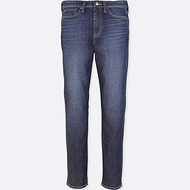 WOMEN HIGH RISE CIGARETTE JEANS