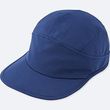 SPORTS RUNNING CAP, BLUE, medium