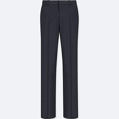 WOMEN HIGH WAISTED STRETCH SUIT TROUSERS