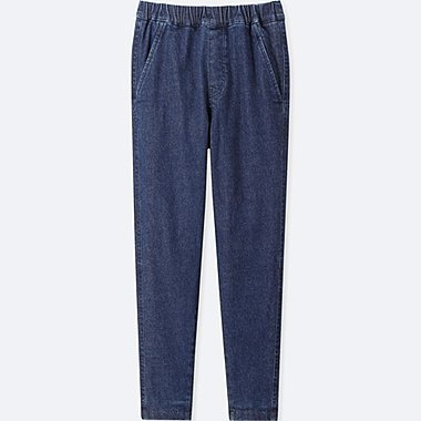 KIDS STRETCH WARM LINED TROUSERS