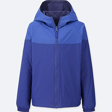 BOYS REVERSIBLE PARKA, BLUE, medium