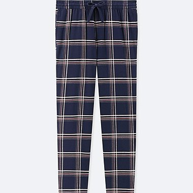 MEN EASY FLANNEL TROUSERS