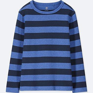 KIDS Striped Long Sleeve T-Shirt