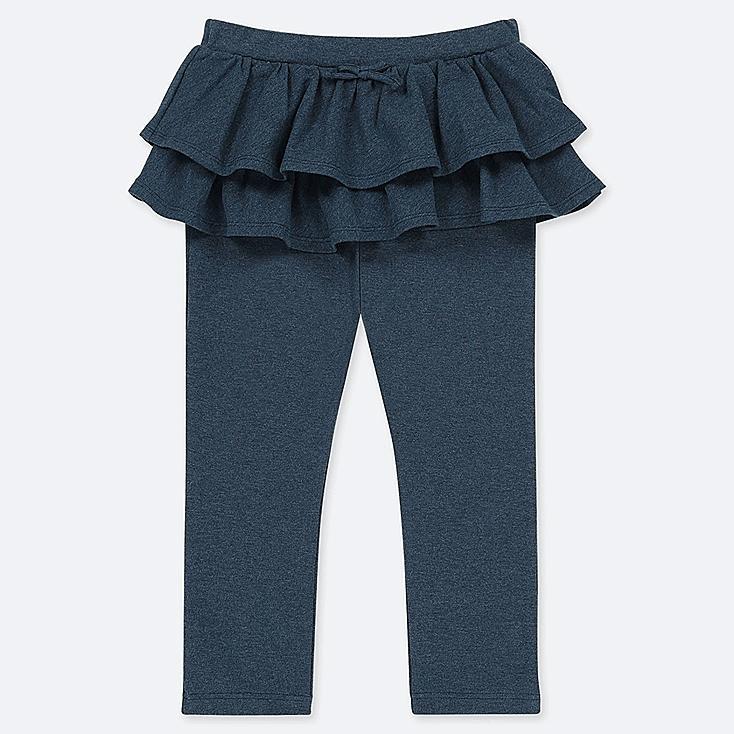 TODDLER FRILL PANTS, BLUE, large