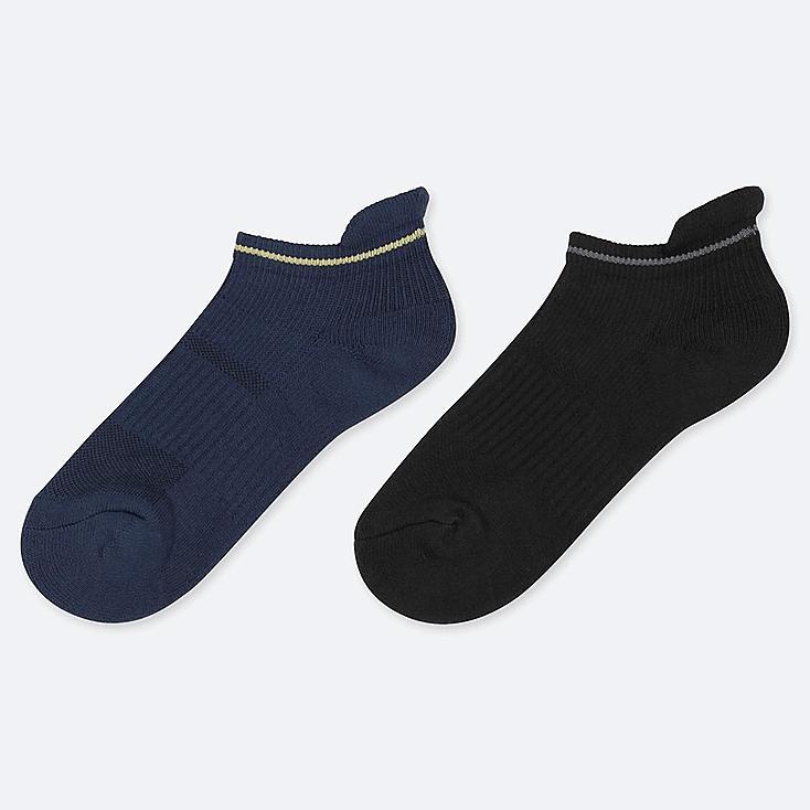 BOYS SHORT SOCKS (SET OF 2), BLUE, large